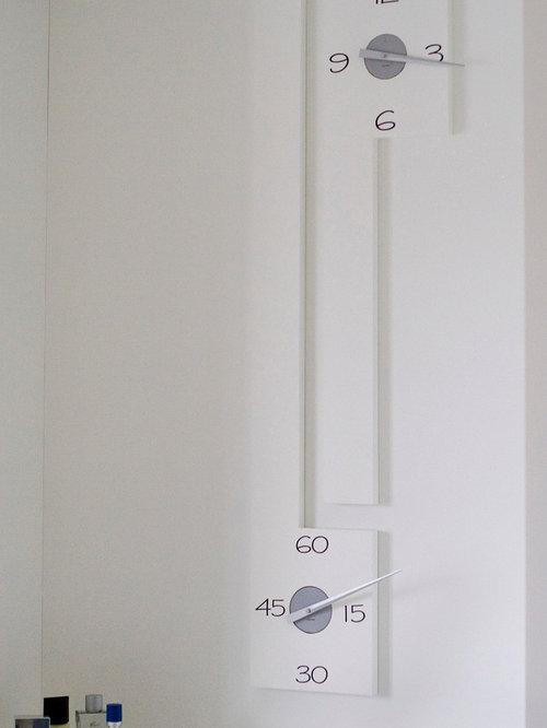 Mascu Time Wall Clock - Clocks