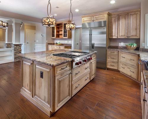 exotic hardwood kitchen design ideas renovations photos