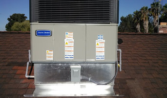 American Standard Rooftop Package HVAC System