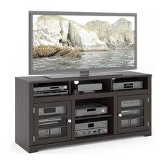 West Lake 60-inch Television Bench Mocha Black