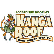 Accredited Roofing presents Kangaroof's photo