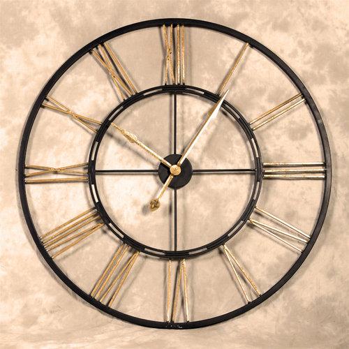 Clocks Large Decorative Metal Wall Clocks