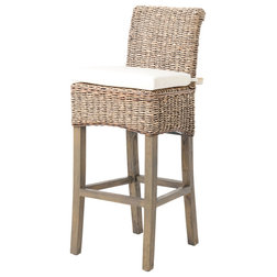Tropical Outdoor Bar Stools And Counter Stools by HedgeApple