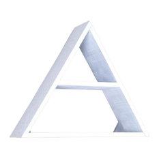 Nordic Triangular Wall Shelf