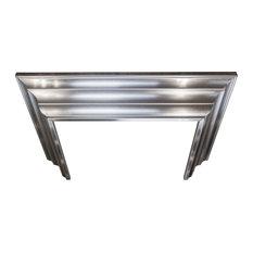 "Z Line Kitchen and Bath - ZLINE Crown Molding Profile 6 for Wall Mount Range Hood, 13.5""x11.75"" - Range Hoods and Vents"