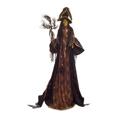 50 Most Popular Contemporary Ghost Witch Christmas