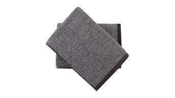 Everplush Quick Dry Diamond Jacquard Bath Towel, Set of 2
