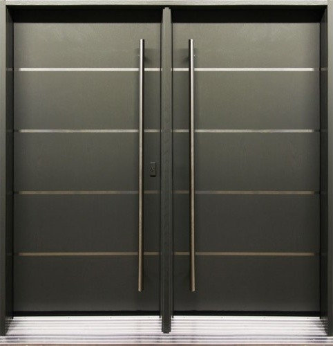Modern front entry doors for Modern exterior doors