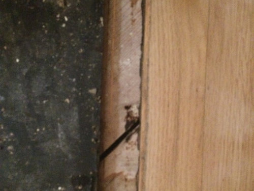 Pergo Over Old Tar Paper Adhesive, Can You Use Tar Paper With Laminate Flooring