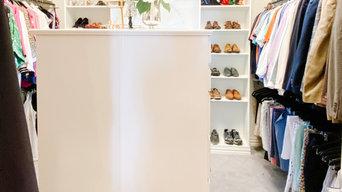 Amy's Master Closet