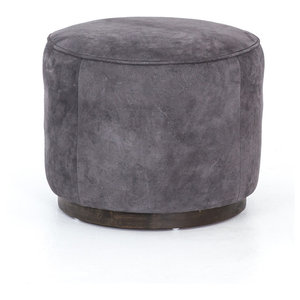 Fabulous Candice Round Ottoman Whistler Oyster Contemporary Alphanode Cool Chair Designs And Ideas Alphanodeonline