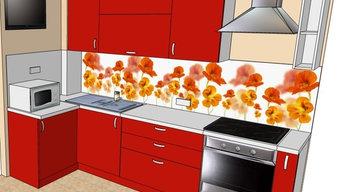 Кухня угловая 2,65х1,25 м. 68000 р.