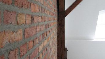 Ausbau Dachgeschoss zum Büro