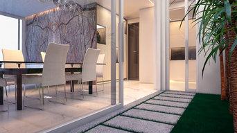 Ristrutturazione Villa a Balestrate (PA)