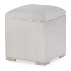 Rachael Ray Home Cinema Vanity Stool, Shadow Gray