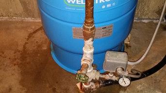 Well Pressure Tank Installation in Kildeer, IL