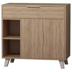 Modern Storage Cabinets by HOCUSPICUS LTD