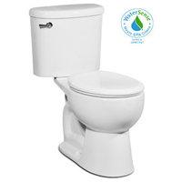 Palermo 2-Piece Toilet, Balsa, Round