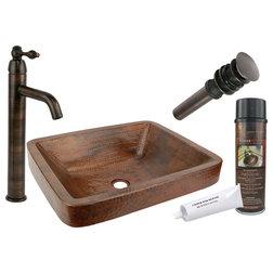 Traditional Bathroom Sinks by Buildcom