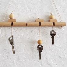 DIY : Un range-clés suspendu en 30 minutes