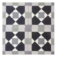 Stockholm Encaustic Cement Tile