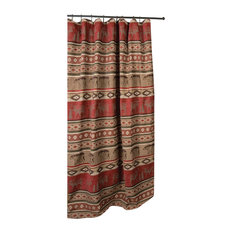 Style Lounge Shower Curtain. Carstens  Deer and Bear Adirondack Shower Curtain Curtains Houzz