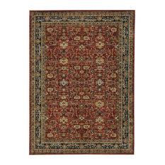 Karastan Spice Market 90936-30048 8'x11' Garnet Rug