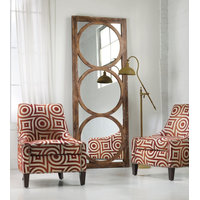 Hooker Furniture 638-50033 32 Inch x 84 Inch Rectangular Framed Mirror from the