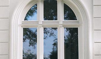 Holzfenster