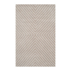 Safavieh Krista Hand-Tufted Rug, Gray and Taupe, 8'x10'