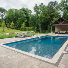 Pittsburgh stone waterscapes llc bridgeville pa us for Pool design mcmurray pa