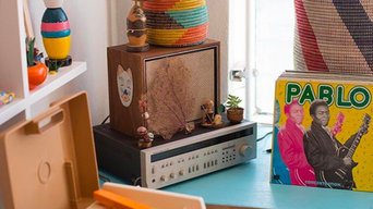 Whimsical and Eclectic Home Decor