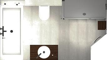 Family Bathroom - Cowbridge