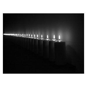 "Pixtury ""Fading Light"", Canvas Photo Print, 40x60 cm"