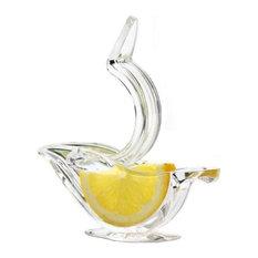 - presse citron acrylique transparent - Set à Cocktail, Shakers et Ustensiles de Bar