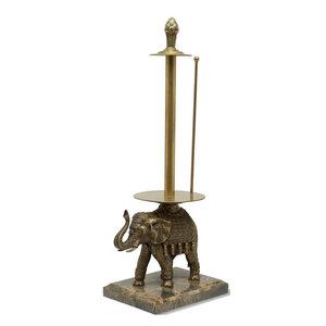 Paper Towel Dispenser Scarborough House Elephant Brass Snakeskin