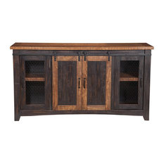 Santa Fe Entertainment Center, Antique Black