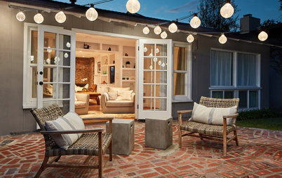 4 Trends in Outdoor Furniture and Lighting