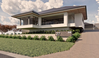 329-Cantilever Home