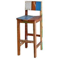 Farmhouse Bar Stools And Counter Stools by Blowing Rock WoodWorks