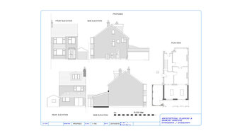 Building Work, drawings, Joinery