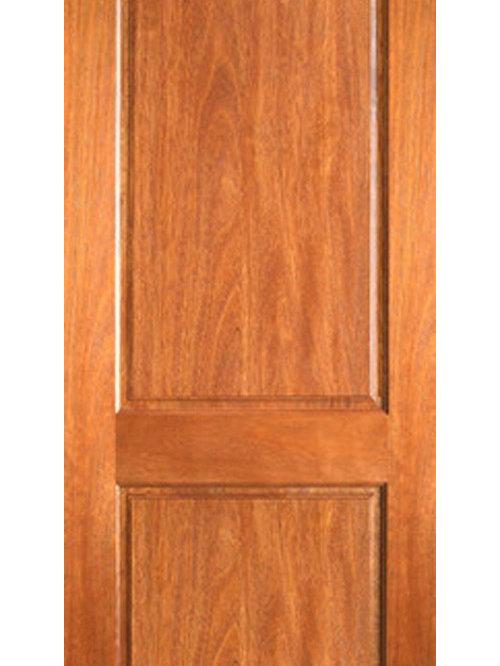 Interior Mahogany Doors