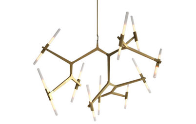 On Trend: Light Fixtures Take to the Branches