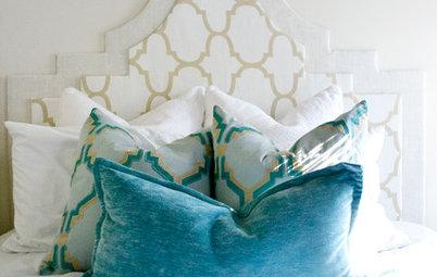 DIY : Fabriquer une tête de lit rembourrée pour moins de 20 euros