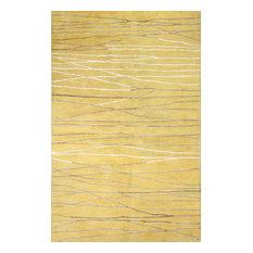 Bashian Sydney Area Rug, Gold, 7.9'x9.9'