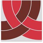 "Graphilia - ""Arch"" by Victor Langer 1973 Original Vintage Serigraph - Original 1973 serigraph by Victor Langer."
