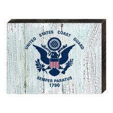 Coast Guard Military Patriotic Flag 98998Cg