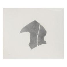 Lou Fink, Helmet #1, Pencil Drawing