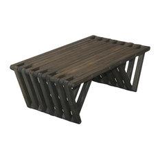 GloDea Small Coffee Table X36, Wild Black