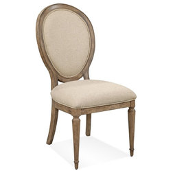 Traditional Dining Chairs by BASSETT MIRROR CO.